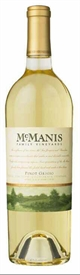McManis Family Vineyards, Pinot Grigio 2016 75cl
