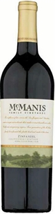 McManis Family Vineyards Zinfandel Rødvin 75cl